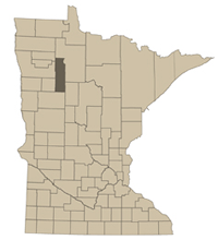 MN County Map